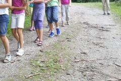 Fußmarsch