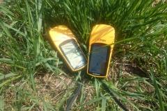 GPS-Geräte-im-Einsatz