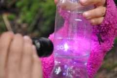UV-Flasche